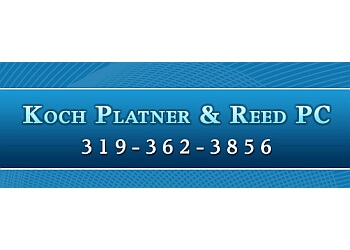 Cedar Rapids tax service Koch Platner & Reed PC