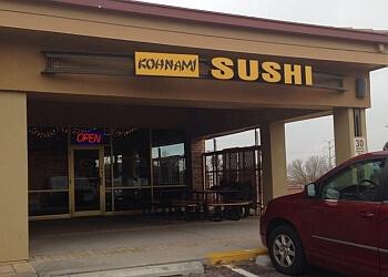 Colorado Springs sushi Kohnami sushi