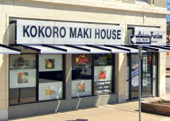 Kansas City japanese restaurant Kokoro Maki House
