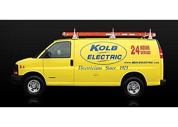 Washington electrician Kolb Electric
