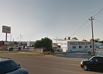 Brownsville auto body shop Kollision King of Texas, inc.