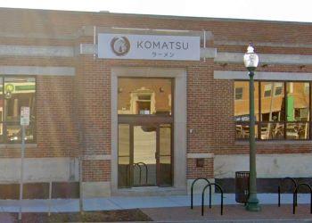 Kansas City japanese restaurant Komatsu Ramen