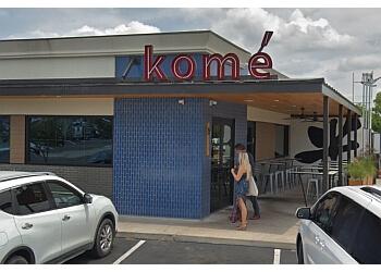 Austin sushi Kome Sushi Kitchen