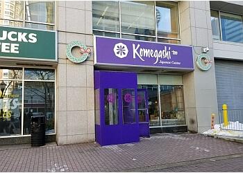 Jersey City japanese restaurant Komegashi too