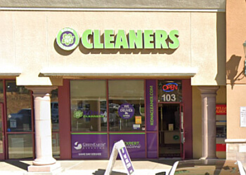 Corona dry cleaner Kona Cleaners