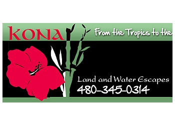 Tempe landscaping company Kona Land & Water Escapes