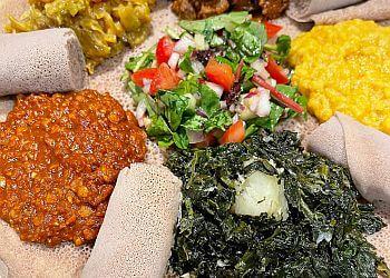 Aurora caterer Konjo Catering