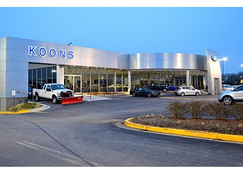 Baltimore car dealership Koons Baltimore Ford