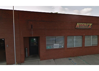 Richmond auto body shop Koontz Paint and Bodyworks Inc.