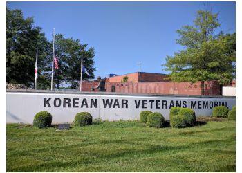 Overland Park landmark Korean War Veterans Memorial