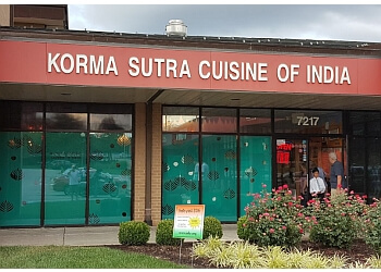 Kansas City indian restaurant Korma Sutra Cuisine of India