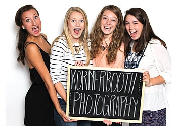 Baton Rouge photo booth company Kornerbooth Photography