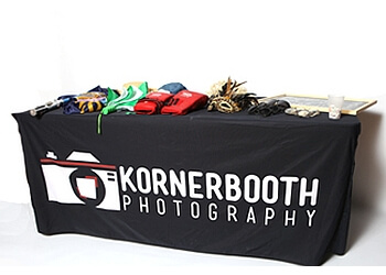 Lubbock photo booth company Kornerbooth Photography