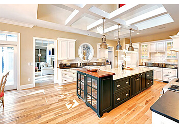 Rochester custom cabinet Kornerstone Kitchens, LLC