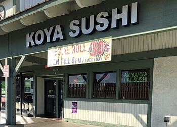 Fontana sushi Koya Sushi