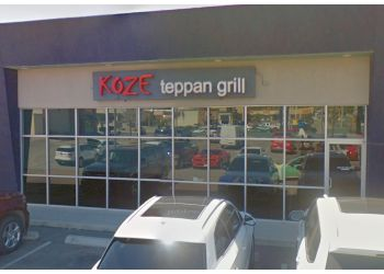 El Paso sushi Koze Teppan Grill