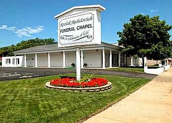 Minneapolis funeral home Kozlak-Radulovich Funeral Chapels