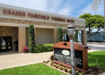 Fort Lauderdale funeral home Kraeer-Fairchild Funeral Home and Cremation Center