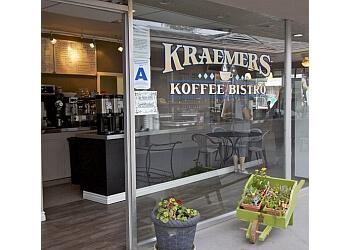 Riverside cafe Kraemer's Koffee Bistro