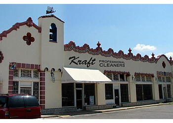 San Antonio dry cleaner KRAFT PROFESSIONAL CLEANERS, INC.