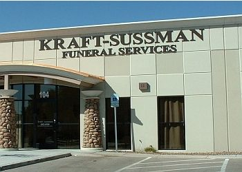 Las Vegas funeral home Kraft-Sussman Funeral & Cremation Services