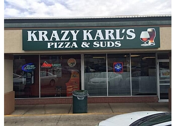 Fort Collins pizza place Krazy Karl's Pizza