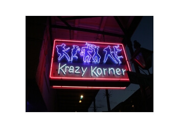 New Orleans night club Krazy Korner