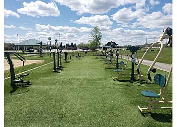 Fort Wayne public park Kreager Park