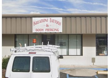 Huntsville tattoo shop Kreations Tattoos & Body Piercing