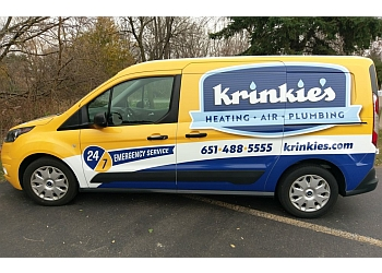 St Paul hvac service Krinkie's Heating, Air Conditioning and Plumbing