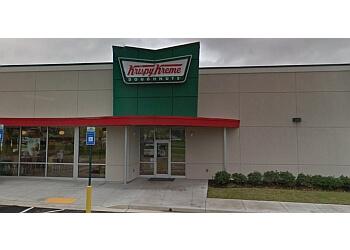 Augusta bagel shop Krispy Kreme