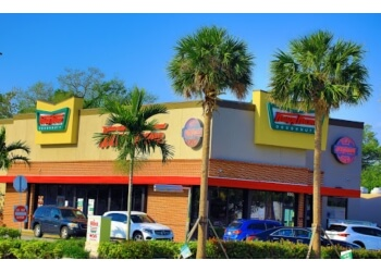 Miami donut shop Krispy Kreme