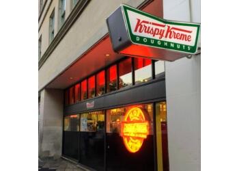 Washington donut shop Krispy Kreme
