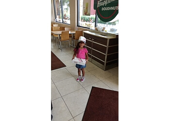 Brownsville bagel shop Krispy Kreme Brownsville