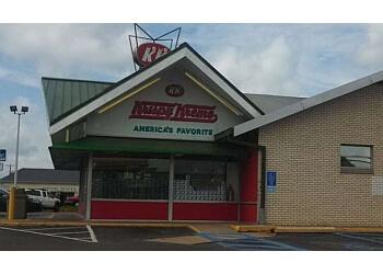 Hampton bagel shop Krispy Kreme Doughnut