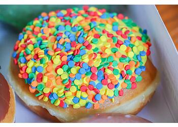 Akron donut shop Krispy Kreme Doughnuts