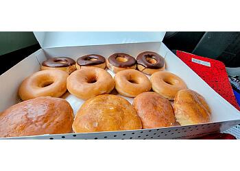 Columbus donut shop Krispy Kreme Doughnuts