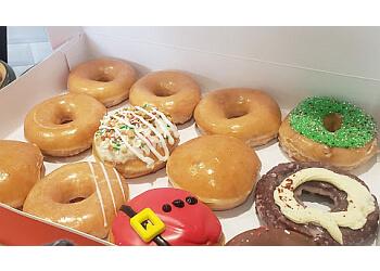 Fayetteville donut shop Krispy Kreme Doughnuts
