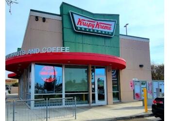 Fresno donut shop Krispy Kreme Doughnuts