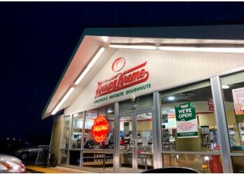Huntsville donut shop Krispy Kreme Doughnuts