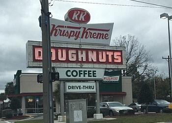Jacksonville donut shop Krispy Kreme Doughnuts