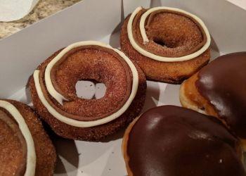 Richmond donut shop Krispy Kreme Doughnuts