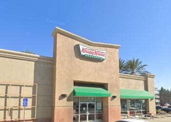 Stockton donut shop Krispy Kreme Doughnuts