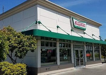 Tacoma donut shop Krispy Kreme Doughnuts