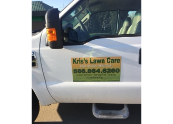 Sterling Heights landscaping company Kris's Lawn Care