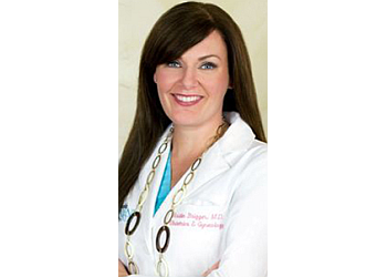 Houston gynecologist Kristin R Brigger, MD