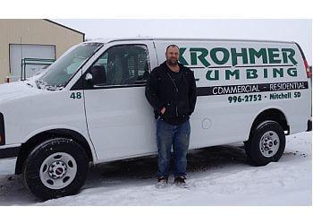 Sioux Falls plumber Krohmer Plumbing, Inc.