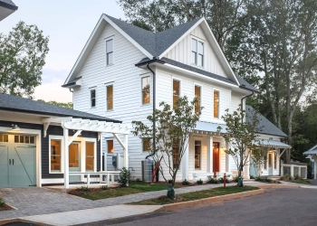 Atlanta residential architect Kronberg Wall Architects, LLC