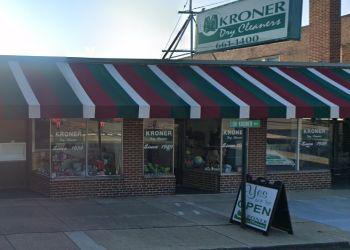 Cincinnati dry cleaner Kroner Dry Cleaners