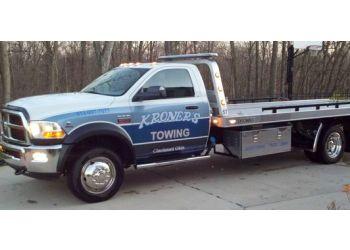 Cincinnati towing company Kroner's Towing
